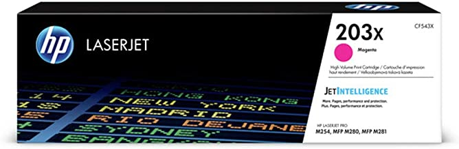 HP 惠普 CF543X(203X)墨粉 品紅 2.5K頁