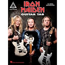 Iron Maiden - Guitar Tab: 25 Metal Masterpieces (Guitar Recorded Version) (English Edition)