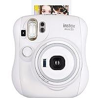 FUJIFILM富士checky趣奇instax mini25白色相机