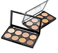 New Kiss Beauty Highlighter and Contour Concealer Palette (8 shades)