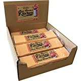 Maw Broon's Kitchen Iron Brew Nougat Bar 130 g (Pack of 24)