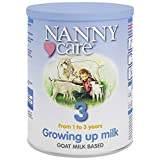 Nannycare 三阶段 成长奶粉 900g(6罐装)