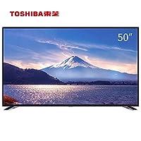 TOSHIBA 东芝 50U5850C 50英寸 AI人工智能4K超高清液晶平板电视机(黑色)(亚马逊自营商品, 由供应商配送)