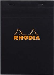 RHODIA 罗地亚 法国 经典上翻笔记本 黑色 N16方格 162009