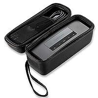 Bose Soundlink 迷你蓝牙音箱优质硬质 EVA 保护套旅行包袋FBA_Caseling