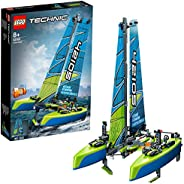 LEGO 乐高 Technique 双体船游艇模型 42105