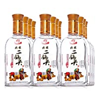 京都 淡雅型北京二锅头白酒500ml*12
