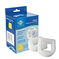 PetSafe Drinkwell Replacement Foam Filter, 2 Pack
