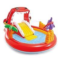 Intex 快乐恐龙充气玩具中心,适合 2 岁以上儿童