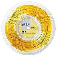 Wilson LUXILON 4G 130 渔线轮,金色,200 米/16 号