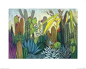 Art Group The Shyama Ruffell(糖果)印刷品 40 x 50 厘米,纸张,多色,40 x 50 x 1.3 厘米