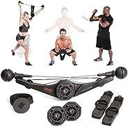 OYO 个人健身房 - 随时随地改变您的身体:手臂、胸部、背部、核心、腹部、腿