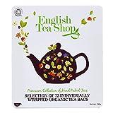 English Tea Shop 豪华礼品锡罐装茶包,72包