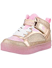 Skechers Shuffle Brights 女童运动鞋