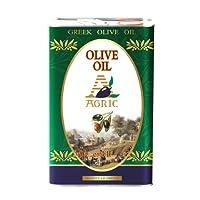 希腊AGRIC阿格利司橄榄油4L新老包装随机发放