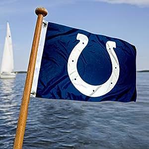 WinCraft 印*安纳波利斯小马船和高尔夫球车旗