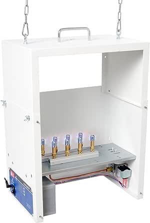 AutoPilot APGN0800 CO2, 8 Burner, NG Generator, 白色