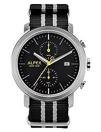 ALFEX 瑞士爱华时 men modern classic 石英男士手表 5770/2011(亚马逊进口直采,瑞士品牌)