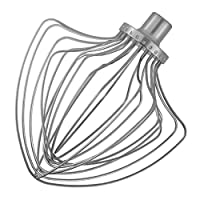 KitchenAid KN211WW 11-Wire Whip - Fits Bowl-Lift models KV25G and KP26M1X