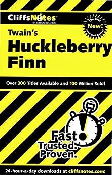 """CliffsNotes on Twain's The Adventures of Huckleberry Finn (English Edition)"",作者:[Bruce, Robert]"