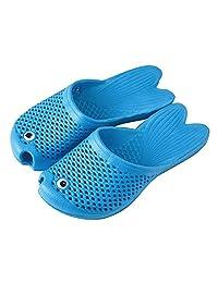 金魚涼鞋 霓虹藍 キッズ(約18cm) ZFLN1910SBL