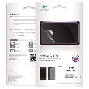 Benks 邦克仕 苹果iPhone5C Magic CR超薄弧形系列后盖保护贴膜(后盖膜+摄像头膜)