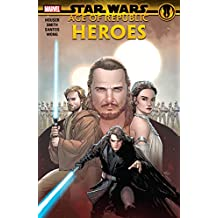 Star Wars: Age Of Republic - Heroes (Star Wars: Age Of Republic (2018-2019)) (English Edition)