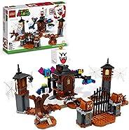 LEGO 乐高 超级马力欧 害羞幽灵王与鬼屋扩展关卡 71377