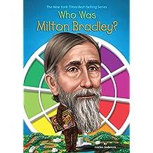 Who Was Milton Bradley? (Who Was?) (English Edition)