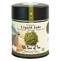 THE TAO OF 茶, 日本有粉 matcha 綠茶, Liquid JADE ,4盎司(85克 )