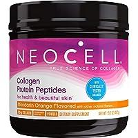 NeoCell胶原蛋白肽,橘子味道,15.6盎司(441.48克)