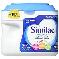 Similac 雅培 高级营养婴儿配方奶粉 - 1.45 磅