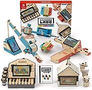 Nintendo 任天堂 Labo 游戲機配件 variation_p , 1) バラエティ キット, 1) ソフトのみ, 1) 通常版