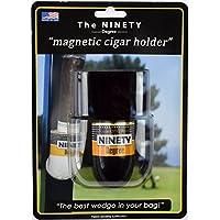 The Ninety Degree 坡跟 - Ultimate 优质多功能磁性雪茄盒 - 白色/黑色(美国制造)