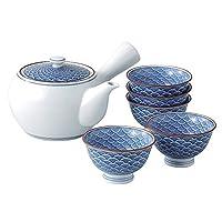 HAMATO 大海波纹 小茶壶茶具 44-04