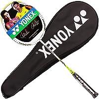 YONEX 尤尼克斯 中性 羽毛球拍单拍初级入门全碳素羽拍 NR-D11(亚马逊自营商品, 由供应商配送)
