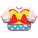 Bumkins DC Comics Costume Sleeved Bib Wonder Woman 6-24 个月