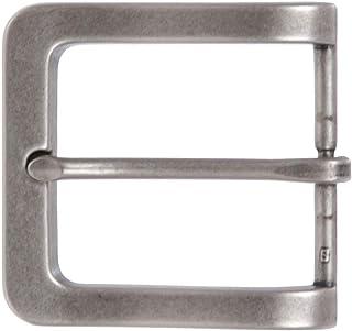 1.5 英寸(39 毫米)单叉矩形扁平皮带扣