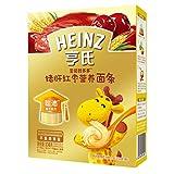 Heinz亨氏金装智多多猪肝红枣营养面条336g