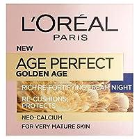 L'Oreal Paris GOLDEN AGE 晚霜50?ml