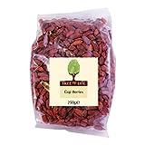 Tree of Life Goji Berries 250 g (Pack of 6)