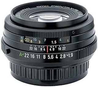 Pentax SMCP-FA 43mm f/1.9 限量镜头带盒和罩盖(黑色)