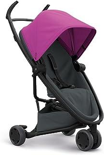 Quinny ZAPP FLEX 婴儿车 [対象] 6ヶ月 ~ 粉色×灰色
