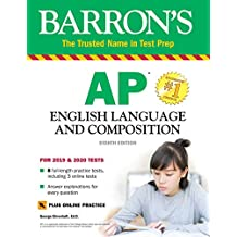 Barron's AP English Language and Composition with Online Tests