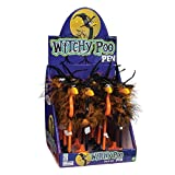 Raymond Geddes Witchy Poo 鸟万圣节钢笔,12 支装 (69259)