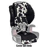Britax 宝得适 Frontier ClickTight Harness-2-Booster 宝宝汽车座椅套,奶牛色