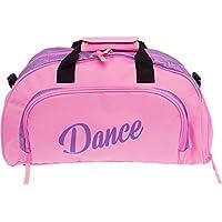 Silver Lilly 女式尼龙舞蹈运动行李包