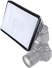 佳能 尼康 通用 柔光罩 万用柔光罩 闪光灯柔光罩 单反相机配件