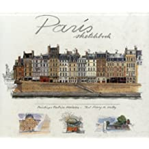 Paris Sketchbook(封面随机)