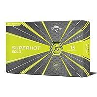 Callaway Superhot Bold 高尔夫球(15 件装)(2018 版)